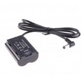 Пустышка для батареи CP-W235 Fujifilm XT4 муфта DC5.5*2,5 мм (кабель 1м)