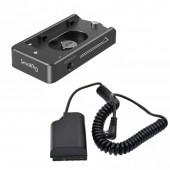 Муфта Panasonic DCC12 и NP-F адаптер батареи SmallRig 3018 для Panasonic GH4, GH5, GH5s, G9