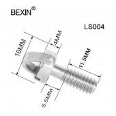 """Крепежный винт камеры с резьбой 1/4"""" (удлиненный) BEXIN"""