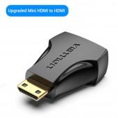 Переходник mini HDMI папа - HDMI мама
