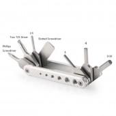 Мультиинструмент набор инструментов SmallRig с отвертками и гаечными ключами 2213