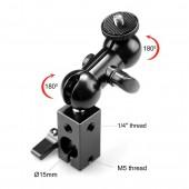 Одностержневой зажим - 15мм и Magic Arm mini(1263)