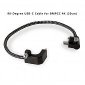 Кабель USB-C для для камеры Tilta BMPCC 4K, 6К