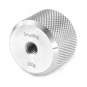 Противовес SmallRig (100 г) для стабилизатора карданного подвеса DJI Ronin S и Zhiyun 2284