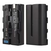 Аккумулятор для Sony NP-F570, NP-F550, 2600mAh
