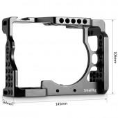 Клетка SmallRig для Sony A7III, A7SII (2087B)
