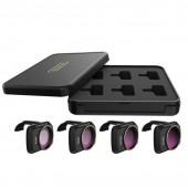 Фильтры для объектива DJI Mavic Mini 2/Mini Sunnylife (ND4, ND8, ND16, ND32)