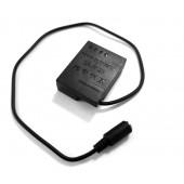 Пустышка для батареи NP-W126 для Fujifilm X-T3, X-T20, X-T30 (муфта) мама