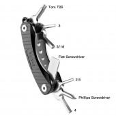 Набор складных отверток SmallRig (AAK2363)