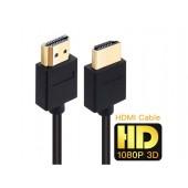 Кабель HDMI - HDMI (30см, диаметр - 3мм)