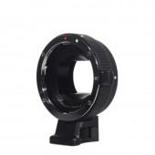 Переходник, адаптер Canon EF EOS – Sony E-mount