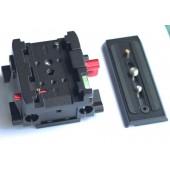 Универсальная 15-миллиметровая рельсовая опорная система для поддержки камеры