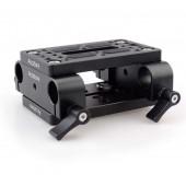 Универсальная 15-миллиметровая рельсовая опорная система для поддержки камеры MAGICRIG(89,5*79*42 мм)