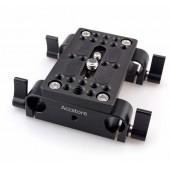 Универсальная 15-миллиметровая рельсовая опорная система для поддержки камеры MAGICRIG(89.5*79*34mm)