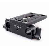 Универсальная 15-миллиметровая рельсовая опорная система для поддержки камеры ACCSTORE(89.5*79*34mm)