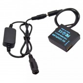 Понижающий кабель 12-24В для батареи DMW-BLG10 DMW-DCC11 DMW-BLE9