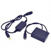 Понижающий кабель 12-24В для батареи Fujifilm X-T3 CP-W126
