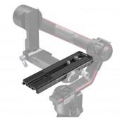 Быстроразъемная пластина для DJI Ronin RS2, RSC2, Ronin-S SmallRig 3031 (удлиненная)
