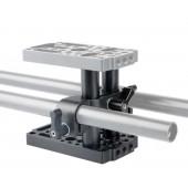 Универсальная 15-миллиметровая рельсовая опорная система для поддержки камеры NICEYRIG