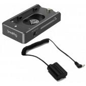 Муфта Fujifilm W235 и адаптер батареи NP-F SmallRig 3018