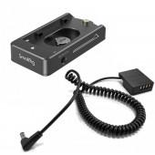 Муфта Fujifilm NP-W126 и NP-F адаптер батареи SmallRig 3018