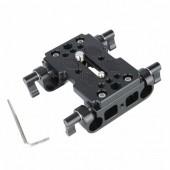 Базовая платформа NICEYRIG для DSLR-камеры (с одной площадкой)