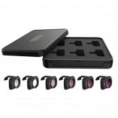 Фильтры для объектива DJI Mavic Mini 2, Mavic Mini Sunnylife (CPL, MCUV, ND4, ND8, ND16, ND32)